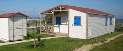 habitation loisir structure métallique
