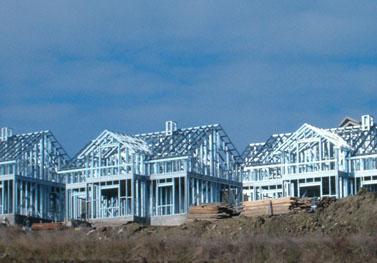 maison en structure métallique